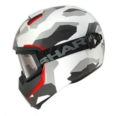 Capacete Shark VANCORE WIPEOUT WAR