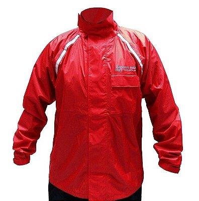 Capa de Chuva Givi Nylon RR02PR Vermelho