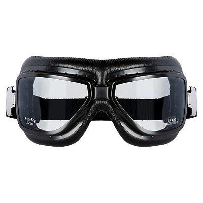 Óculos Goggles SKY Preto Vintage