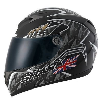 Capacete Shark S700 RÉPLICA FOGGY 20TH BIRTHDAY KBS