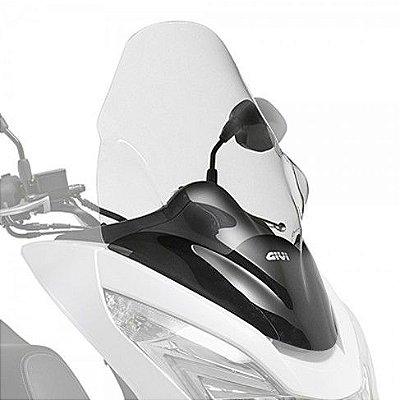 Parabrisa Givi Honda PCX 150 Transparente D1136ST (2016 em diante)