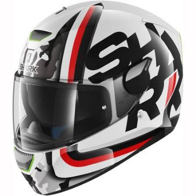 Capacete Shark SKWAL LED CARGO WKR