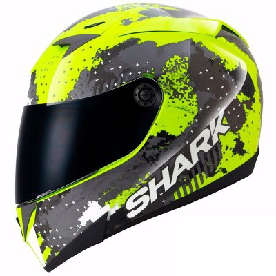 Capacete Shark S700 SQUAD YKW