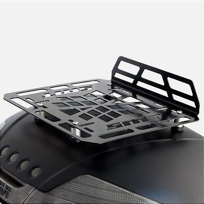 Bagageiro Universal Grelha para Baú e Bauleto SMT Moto
