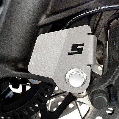 Protetor do sensor ABS freio dianteiro Triumph Tiger 800