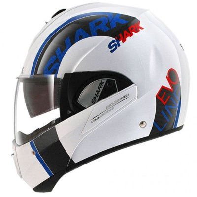 Capacete Shark EVOLINE SERIE 3 DROP WBR