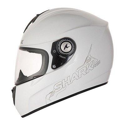 Capacete Shark RSI S2 Branco WHU