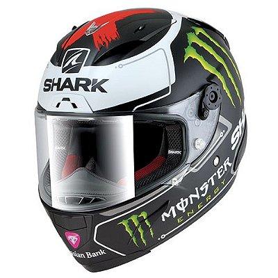 Capacete Shark RACE-R PRO Lorenzo Monster KWR