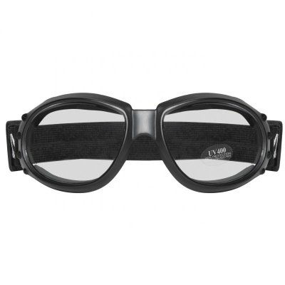 Óculos Goggles SKY RETRO Preto Fosco
