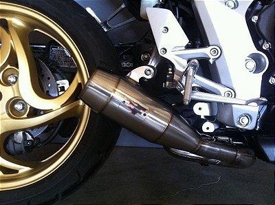 Escapamento Esportivo Honda CB 1000R Firetong Flame