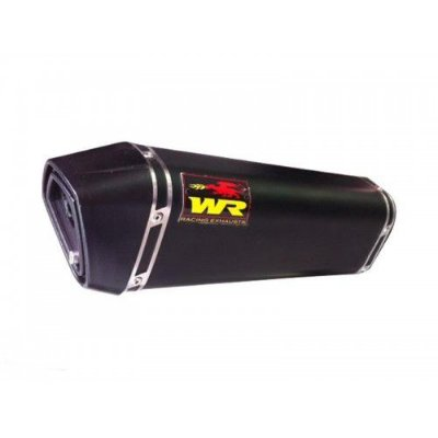 Ponteira WR Yamaha R3 MT-03 Extreme Alumínio