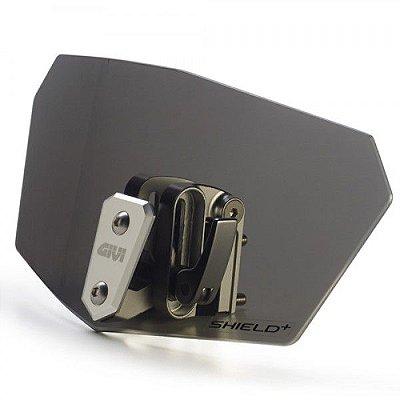 Defletor Regulável para Bolha Fumê S180F Givi