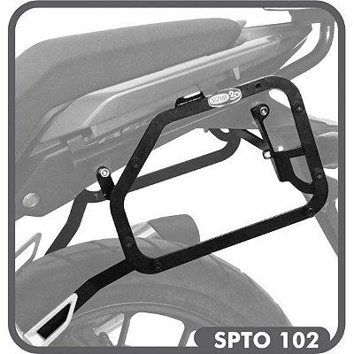 Suporte Baú Lateral Monokey HONDA CB 500X SCAM