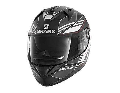 Capacete Shark RIDILL TIKA MATT KAW Cinza Fosco