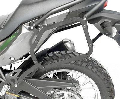 Suporte De Malas Laterais Monokey Kawasaki Versys-X 300 2018