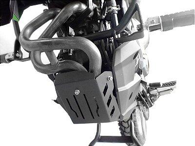 Protetor de Carter Kawasaki Versys-X 300 2018 em Diante SCAM