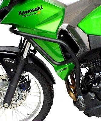 Protetor Motor Carenagem Kawasaki Versys-X 300 (com pedaleira) SCAM