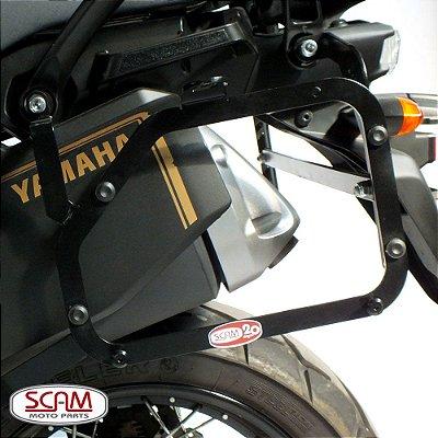 Suporte De Malas Laterais Monokey Yamaha SUPER TENERE 1200