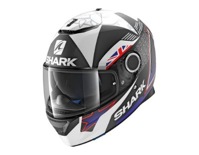 Capacete Shark SPARTAN REDDING REPLICA 2017 KBW