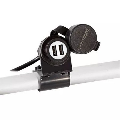 Carregador Smartphone Celular Duplo USB MT 201 Motocom