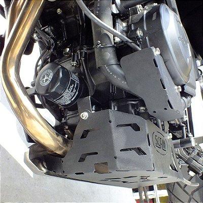 Protetor de Carter Honda CB 500X (2018 em diante) SCAM