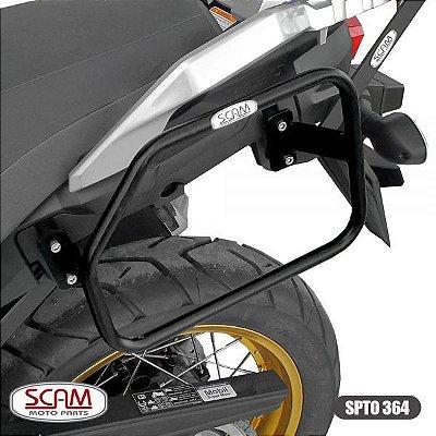 Afastador de Alforje Suzuki V-STROM 650 e V-STROM 1000