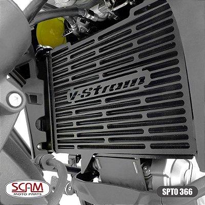Protetor de Radiador Suzuki V-STROM 650 (2019 em diante) SCAM