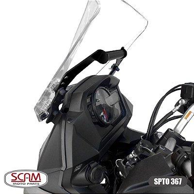 Suporte de GPS para Suzuki V-STROM 650 (2019 em diante) SCAM