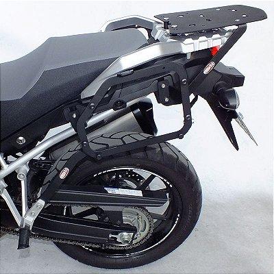 Suporte De Malas Laterais Monokey Suzuki V-STROM 1000