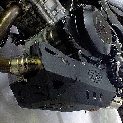 Protetor de Motor e Carter Suzuki V-STROM 1000 SCAM
