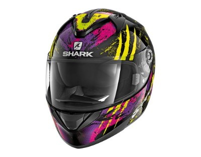 Capacete Shark RIDILL THREEZY KYV