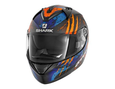Capacete Shark RIDILL THREEZY MATT KOB