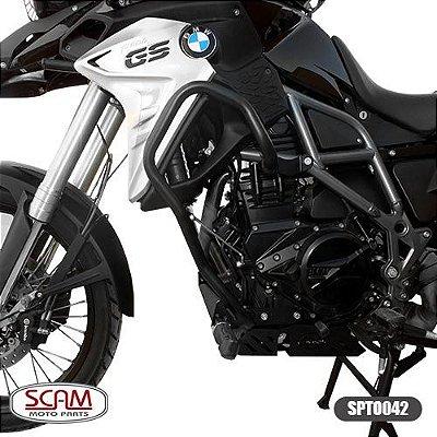 Protetor Motor Carenagem BMW F 800 GS (com pedaleira) SCAM