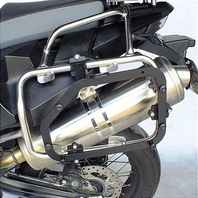 Suporte De Malas Laterais Monokey BMW F 800 GS ADVENTURE SCAM