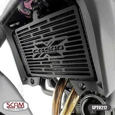 Protetor de Radiador Honda CB 500X SCAM