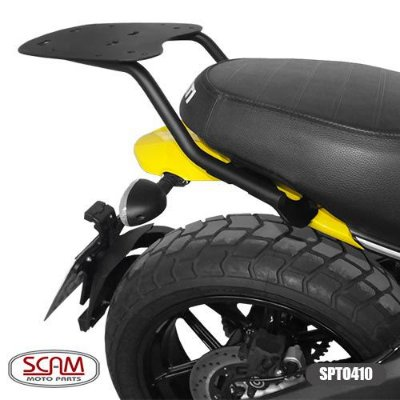 Suporte Baú Superior Ducati Scrambler 800 SCAM