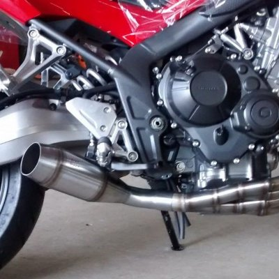 Escapamento Esportivo Honda CBR 650 (2015) Flame Firetong
