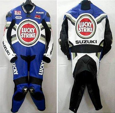 Macacão Suzuki Lucky Strike (feito sobre medida)
