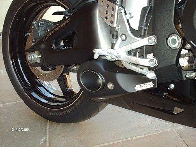 Escapamento Esportivo Honda CBR 600RR Willy Made Firetong (07-13)