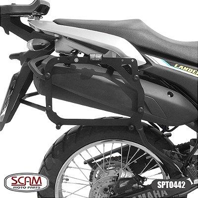 Suporte Baú Lateral Yamaha Lander 250 2019+ Scam