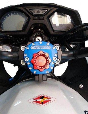 Amortecedor de Direção Maxracing Honda CB650F CBR650F (2015)