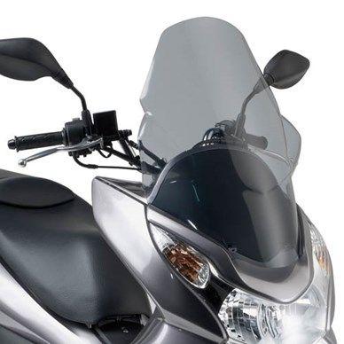 Parabrisa Givi Honda PCX 150 Fumê D322s (até 2015)