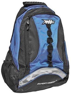 Mochila X11 Smart Diversos compartimentos Azul