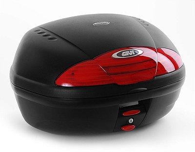 Baú Monolock E450 45 Litros Givi com lente vermelha