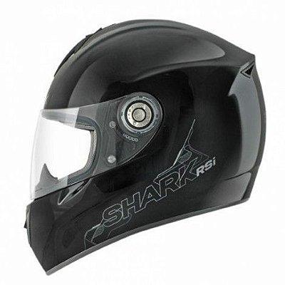 Capacete Shark RSI S2 Preto