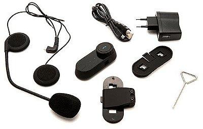 Intercomunicador Bluetooth MotoCom Prime (1 Peça)