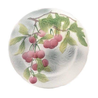 Prato raso pintura cerejas