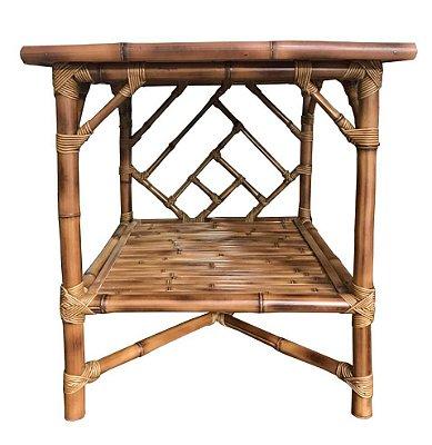 Mesa lateral de bambu G