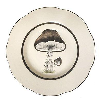 Prato raso cogumelo 2