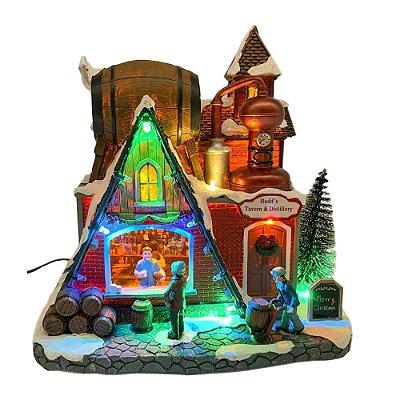 Brinquedo de natal taberna Ref: AC 862